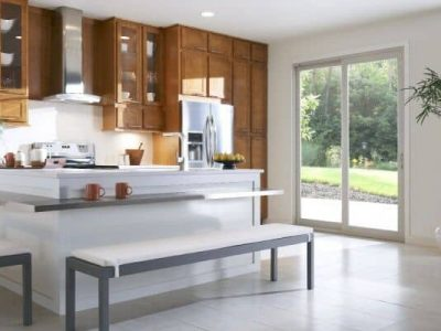 Simonton - Sliding Doors(Modern Kitchen)